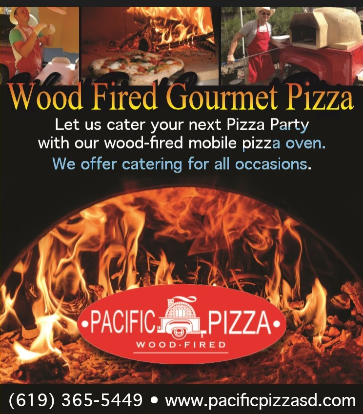 Pacific Pizza Cooks Delicious Fresh Wood Fired At Your Home Wedding Venue Business Church Or Any Other Location We Bring Our Italian Made